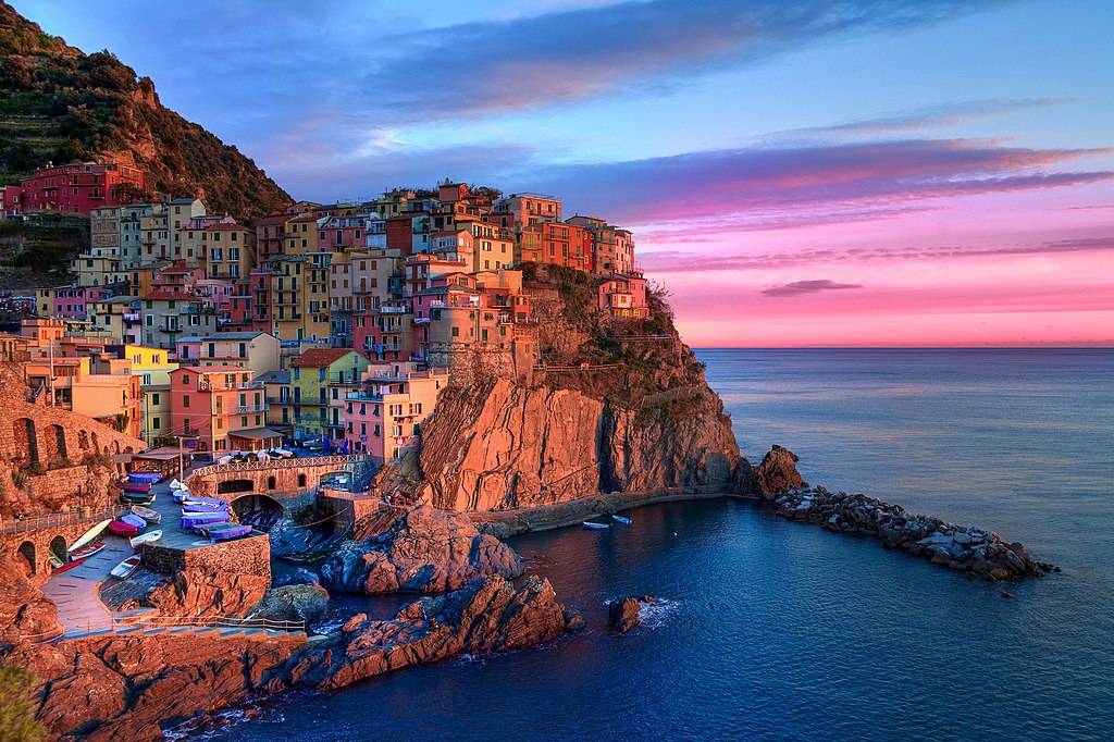 tassa di soggiorno Cinque Terre